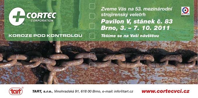 Pozvánka MSV 2011