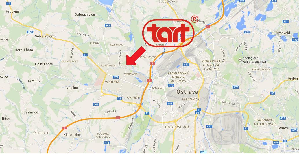 Ostrava - celkový pohled