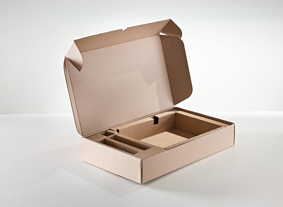 Krabice - tvarový výsek