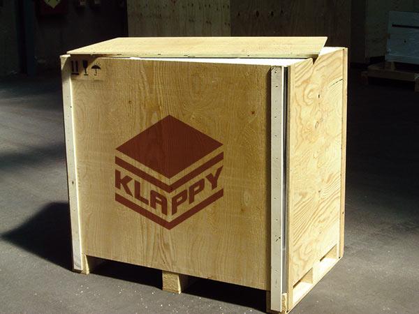 KLAPPY BOX