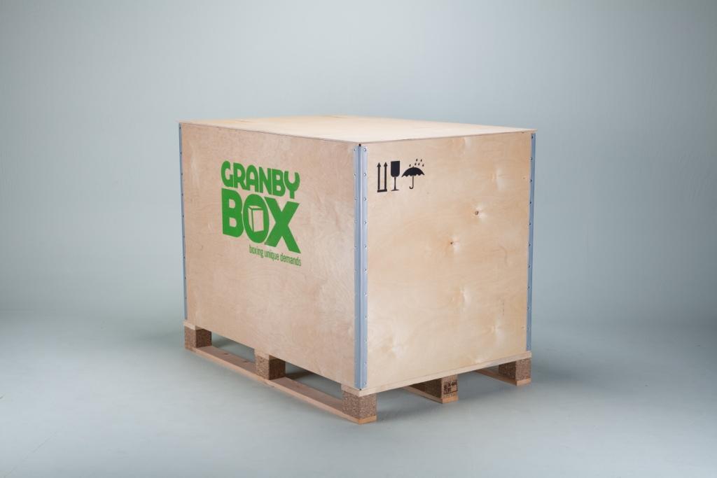 Dřevěná bedna Granby box