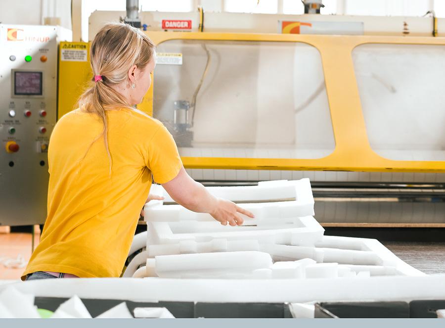 Výroba komplexního balení