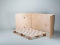 GRANBY BOX s odtranitelnou jednou stěnou