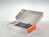 Potištěná krabice - tvarový výsek
